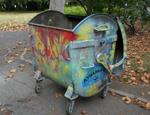 Nezapomeňte na poplatek za komunální odpad